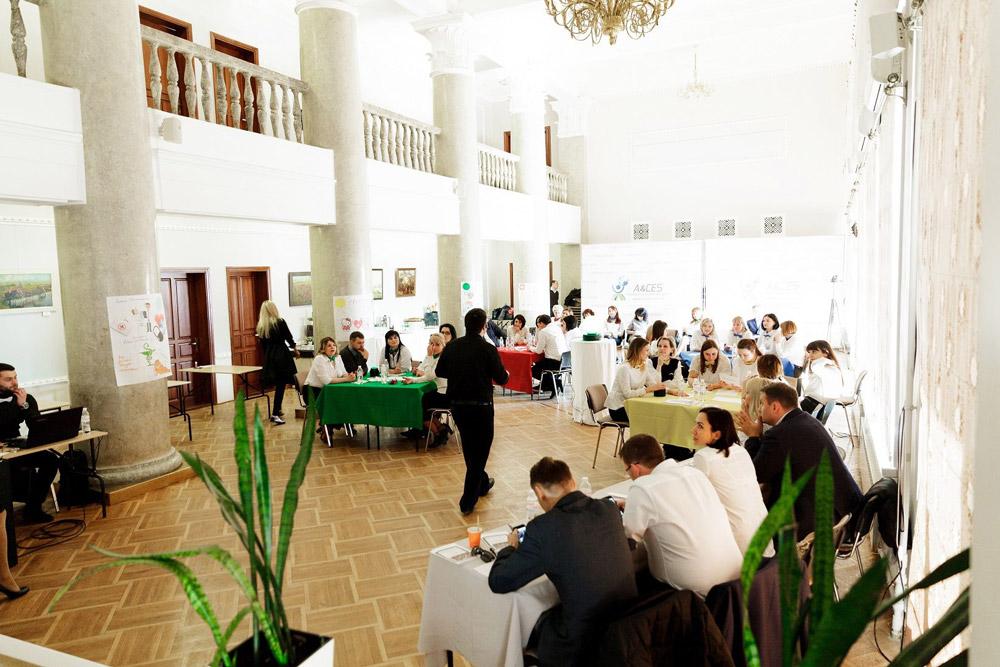 Проведение Бизнес-семинаров в Киеве